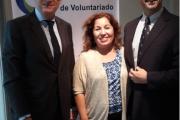 Agosto, visita a CELAV Nuevo Coordinador Ejecutivo mundial de Voluntarios de Naciones Unidas + Gerente para América Latina de UN Volunteers 2017.